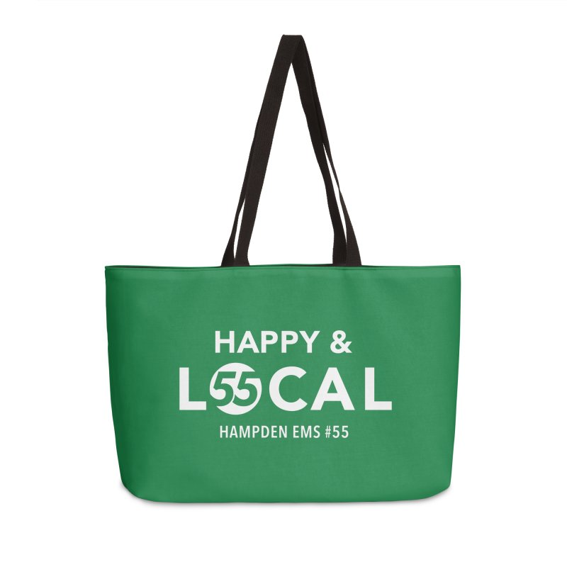 Happy & Local Accessories Weekender Bag Bag by FOH55
