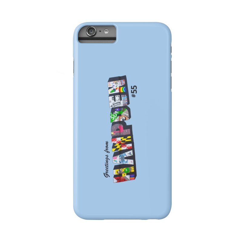 Hampden 55 Accessories Phone Case by FOH55