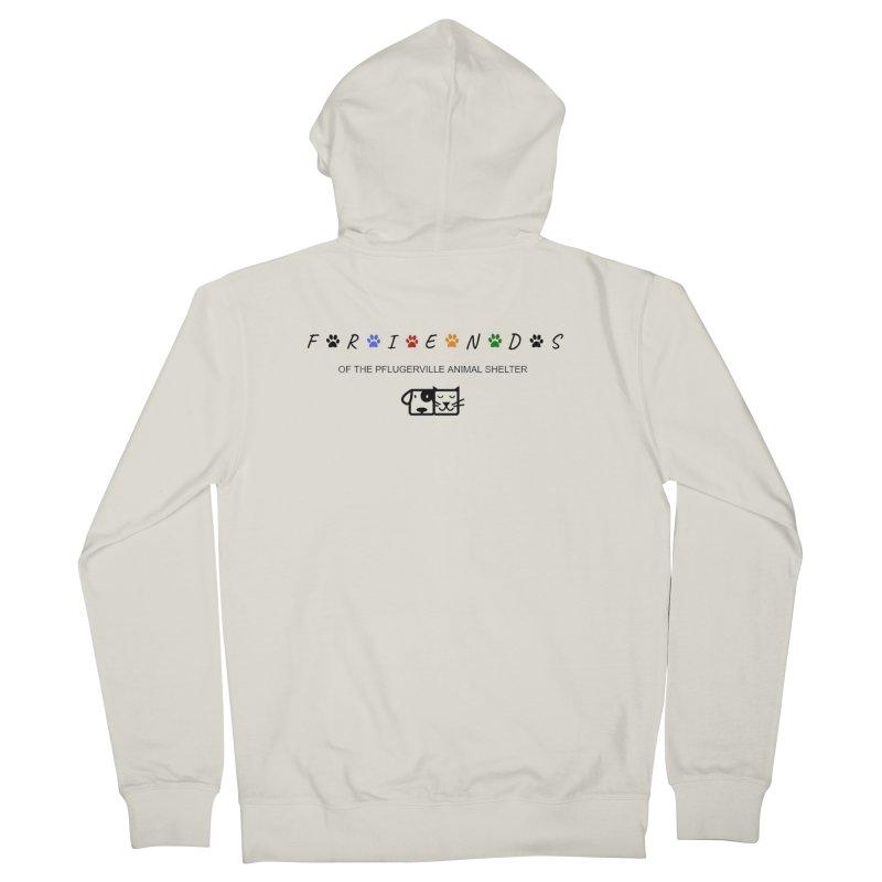 Friends Shirt Men's Zip-Up Hoody by FPAS's Artist Shop