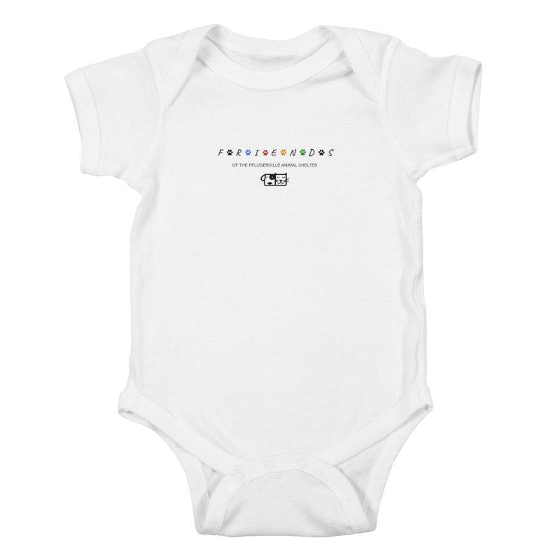 Friends Shirt Kids Baby Bodysuit by FPAS's Artist Shop