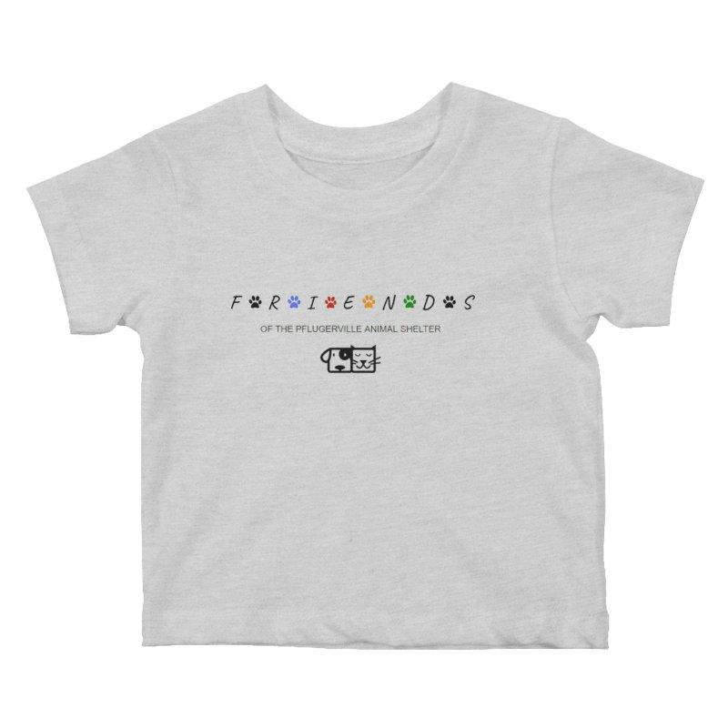 Friends Shirt Kids Baby T-Shirt by FPAS's Artist Shop