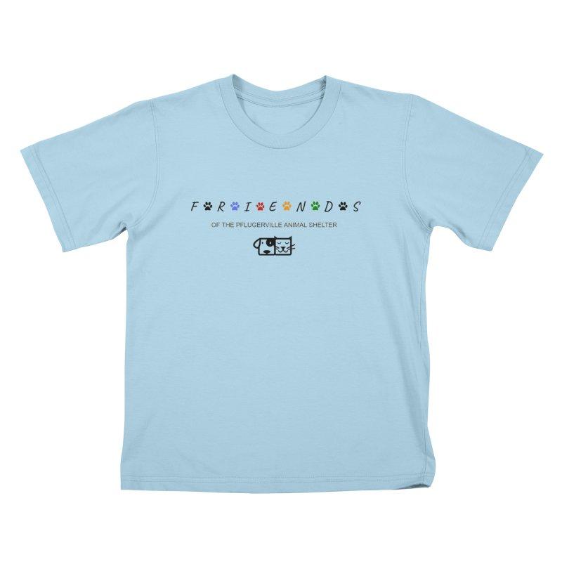 Friends Shirt Kids T-Shirt by FPAS's Artist Shop