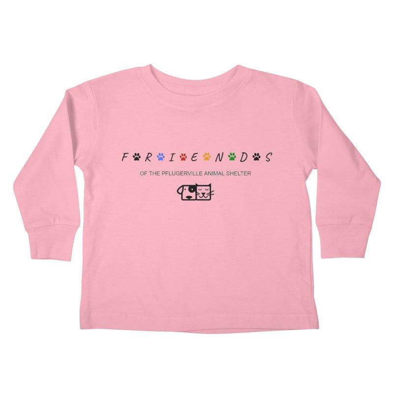 Friends Shirt Kids Toddler Longsleeve T-Shirt by FPAS's Artist Shop