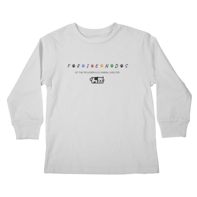 Friends Shirt Kids Longsleeve T-Shirt by FPAS's Artist Shop