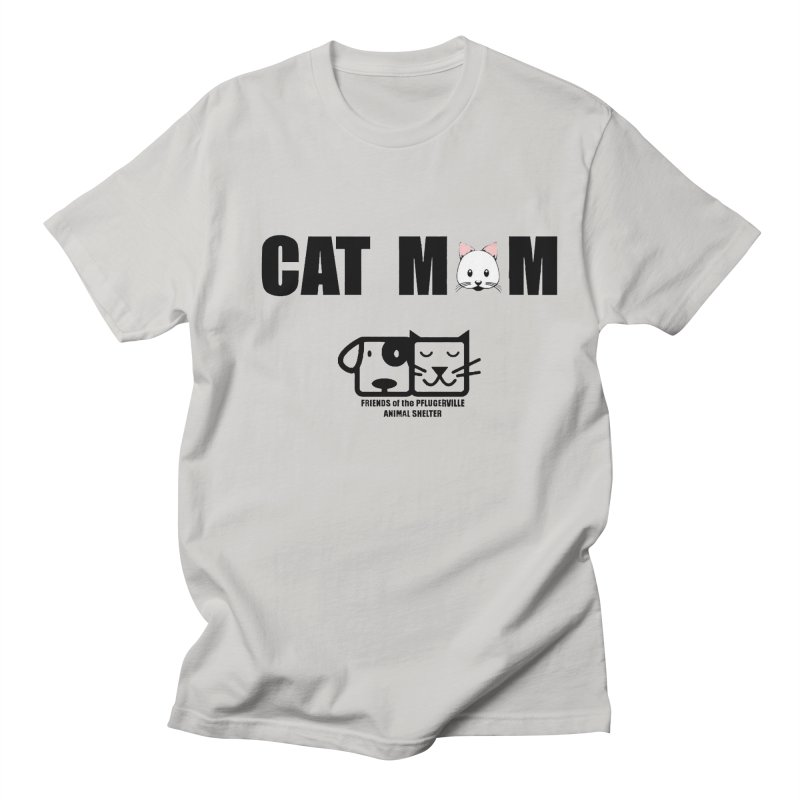 Cat Mom Men's T-Shirt by FPAS's Artist Shop