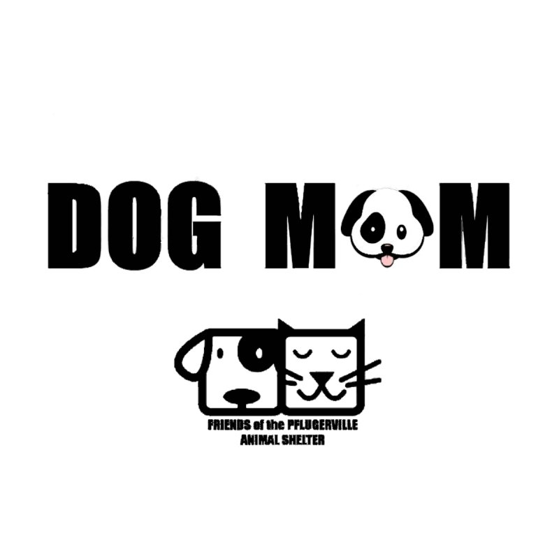 Dog Mom Home Throw Pillow by FPAS's Artist Shop