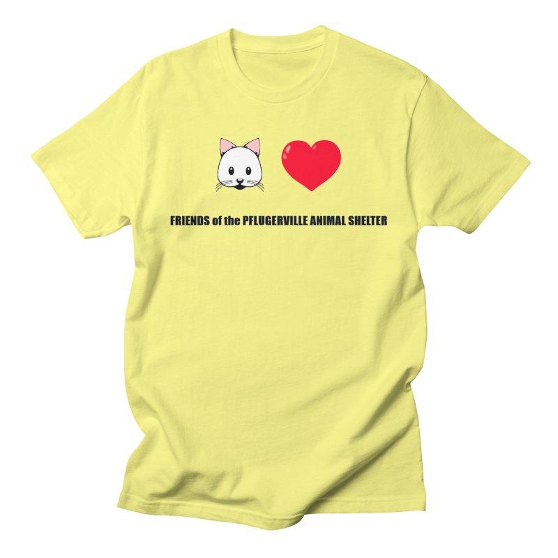 Kitty Love Men's T-Shirt by FPAS's Artist Shop
