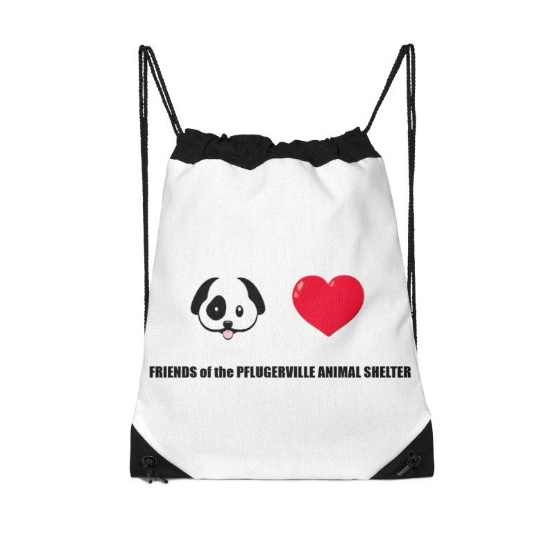 Puppy Love Accessories Bag by FPAS's Artist Shop