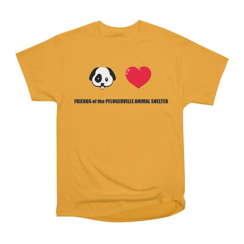 Puppy Love Men's T-Shirt by FPAS's Artist Shop