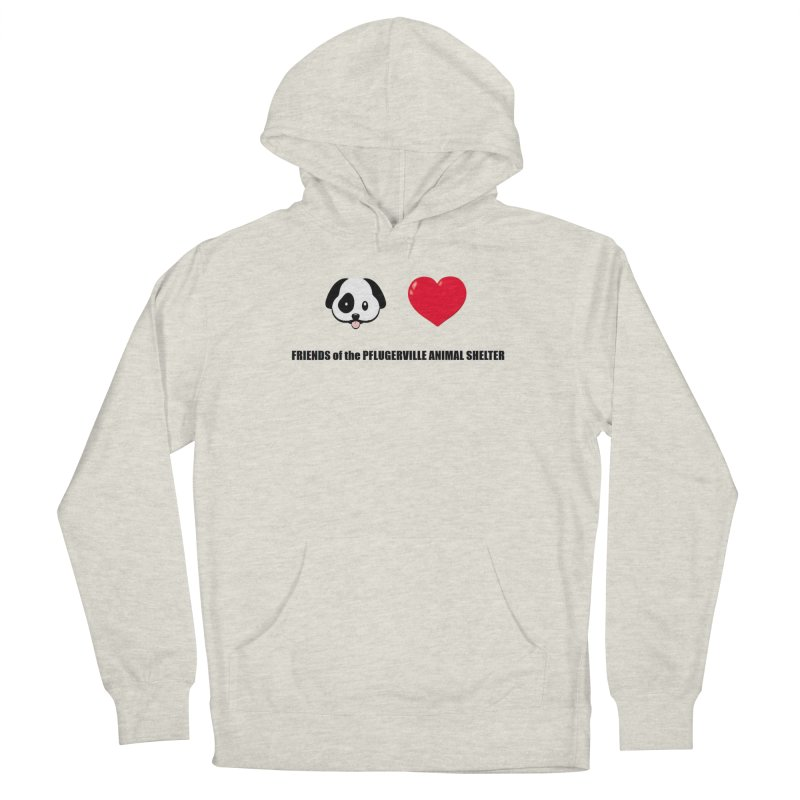 Puppy Love Men's Pullover Hoody by FPAS's Artist Shop