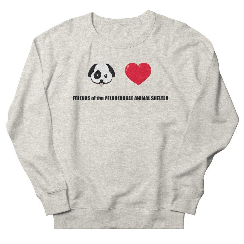 Puppy Love Men's Sweatshirt by FPAS's Artist Shop