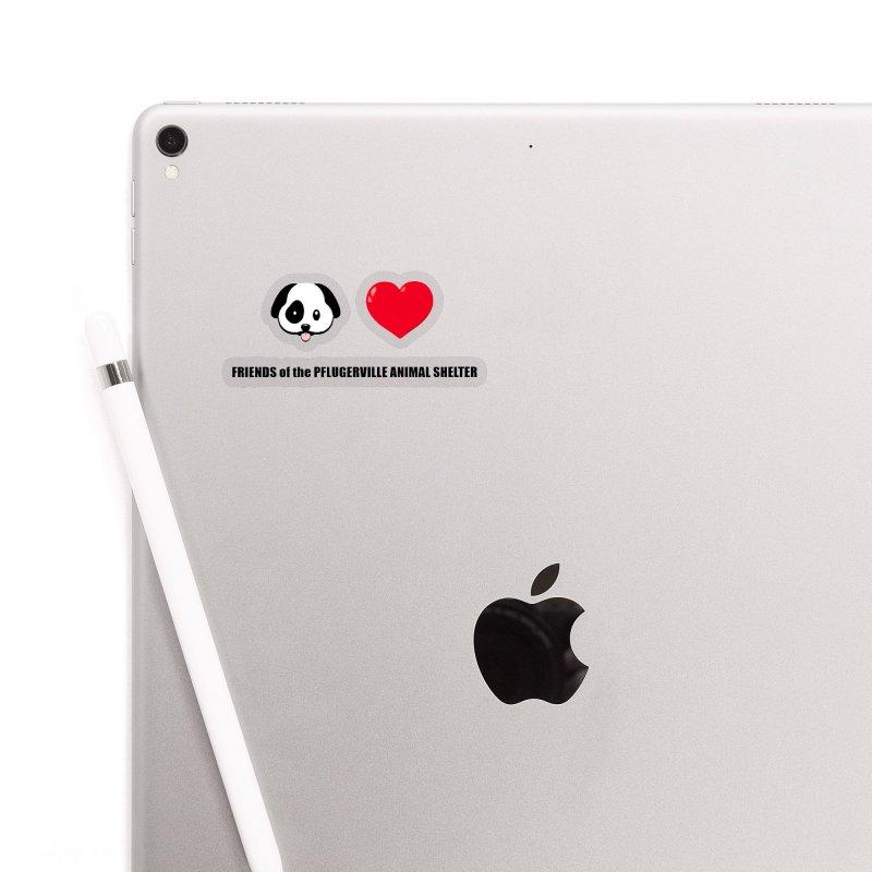 Puppy Love Accessories Sticker by FPAS's Artist Shop