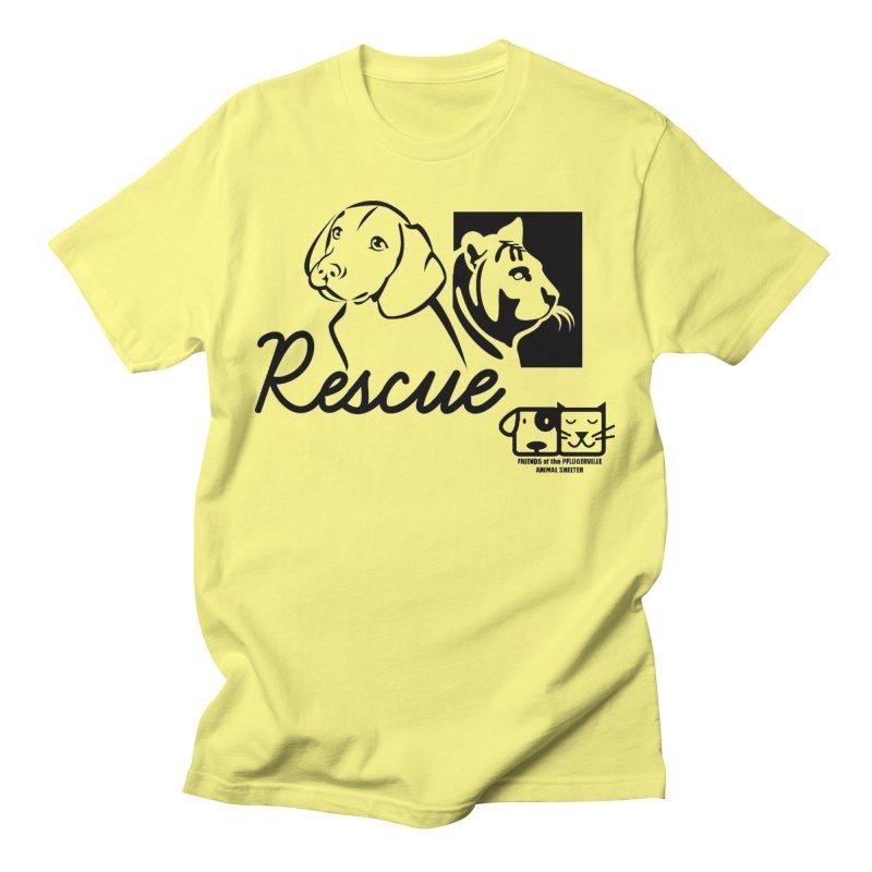 Rescue Men's T-Shirt by FPAS's Artist Shop
