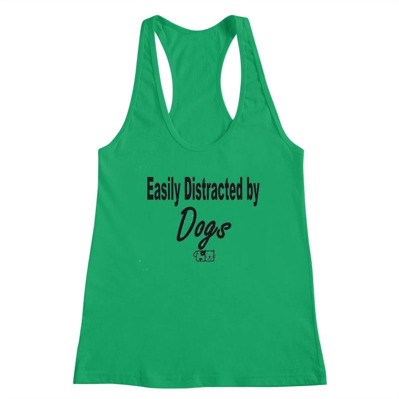 Easily Distracted Women's Tank by FPAS's Artist Shop