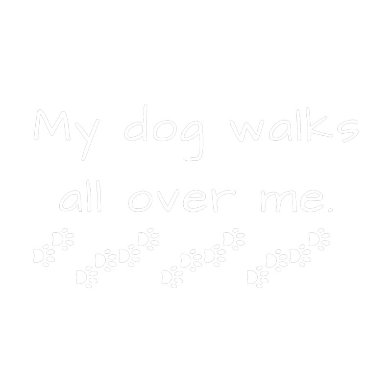 Walks All Over Me by FPAS's Artist Shop