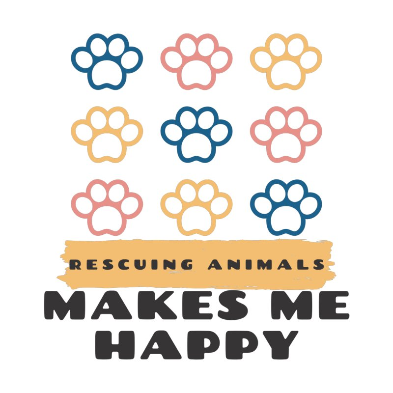 Rescuing Animals Women's T-Shirt by FPAS's Artist Shop