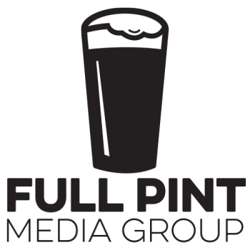 Full Pint Media Group's Shop Logo