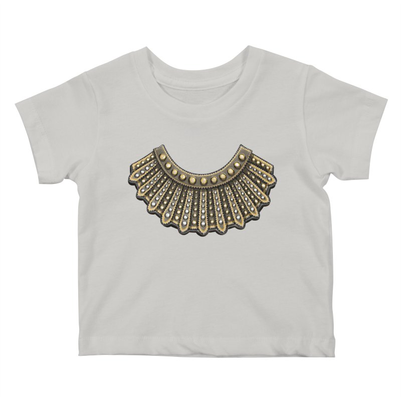 Dissent RBG Style Kids Baby T-Shirt by Dissent in Style