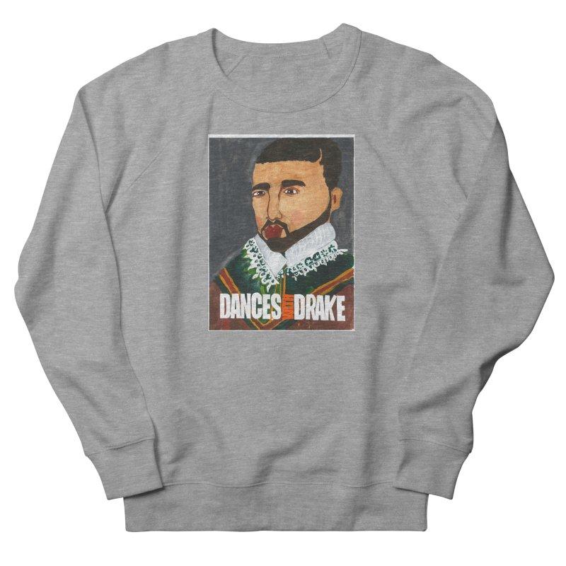 DWF Sir Francis Drake Men's French Terry Sweatshirt by FamClub's Artist Shop
