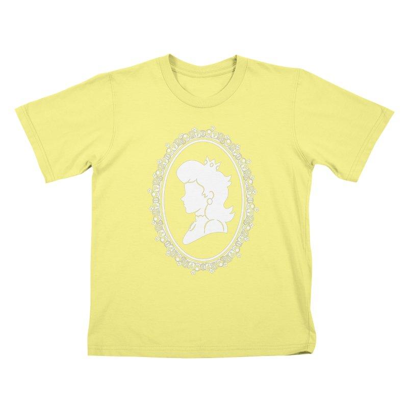 The Princess Kids T-shirt by Fanboy30's Artist Shop