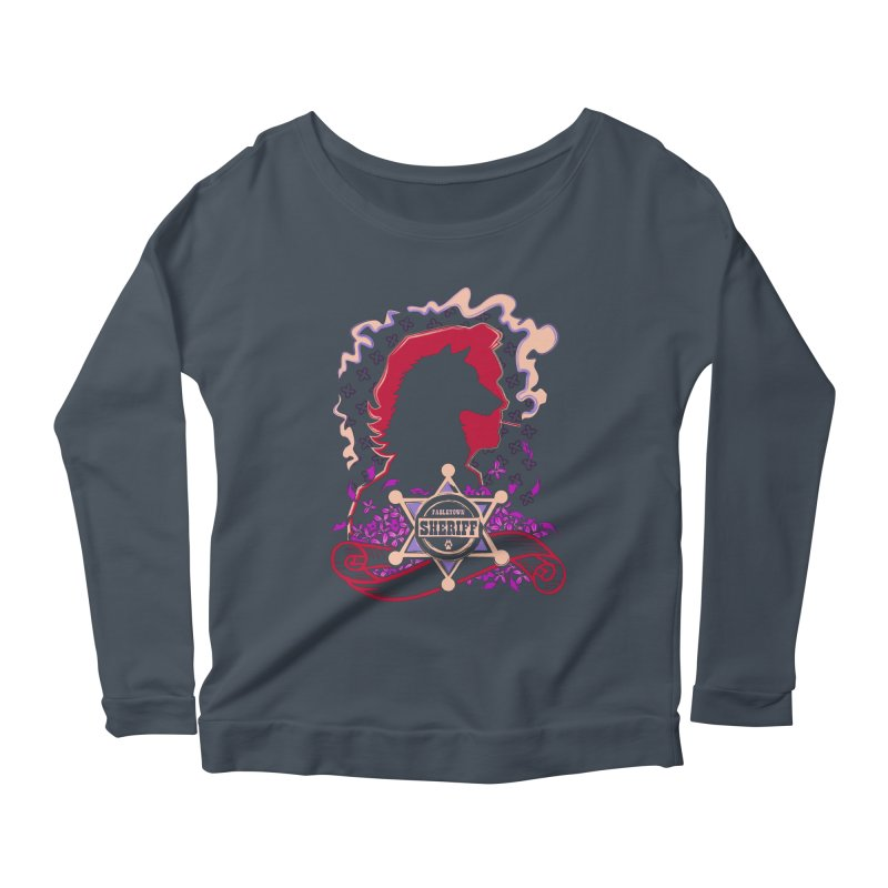 No More Happy Ever Afters Women's Longsleeve Scoopneck  by Fanboy30's Artist Shop