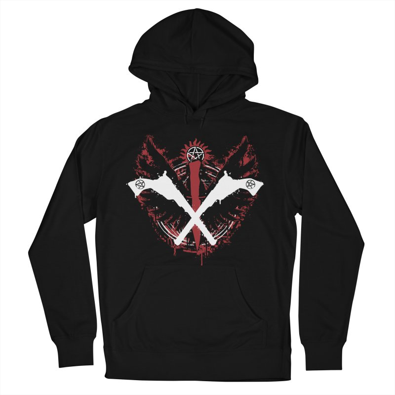 Peace when you are done Women's Pullover Hoody by Fanboy30's Artist Shop