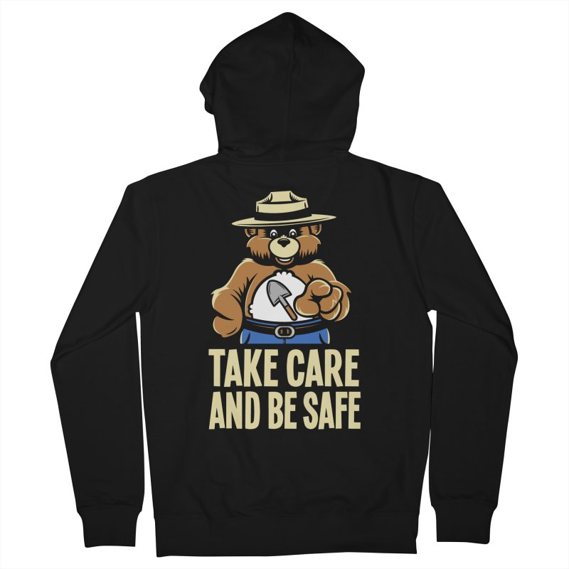 Take Care Men's Zip-Up Hoody by Fanboy30's Artist Shop