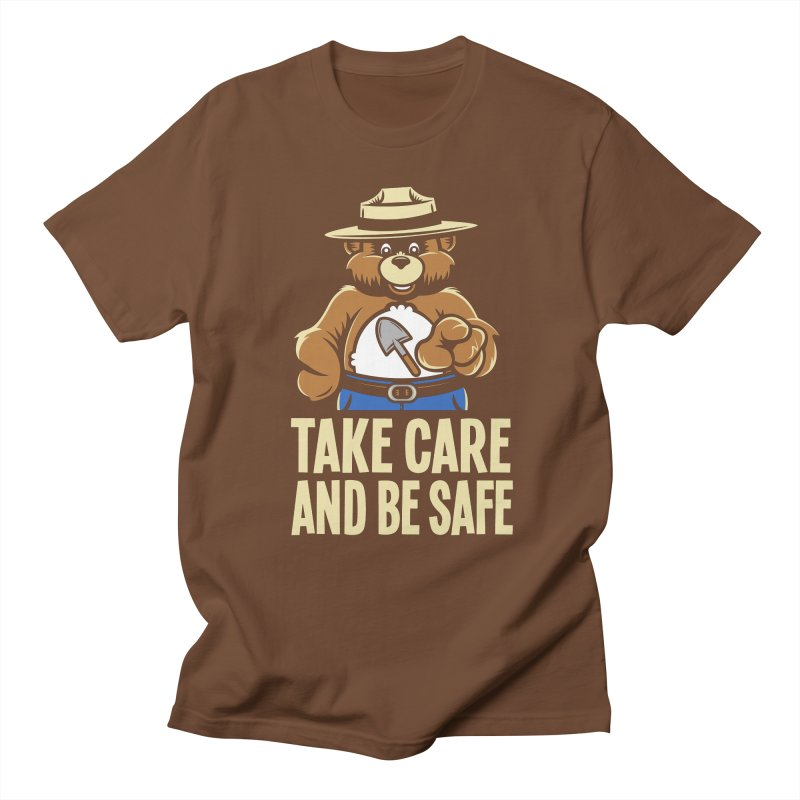Take Care Men's T-shirt by Fanboy30's Artist Shop