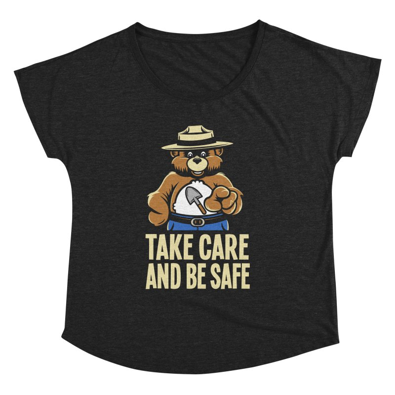 Take Care Women's Dolman by Fanboy30's Artist Shop