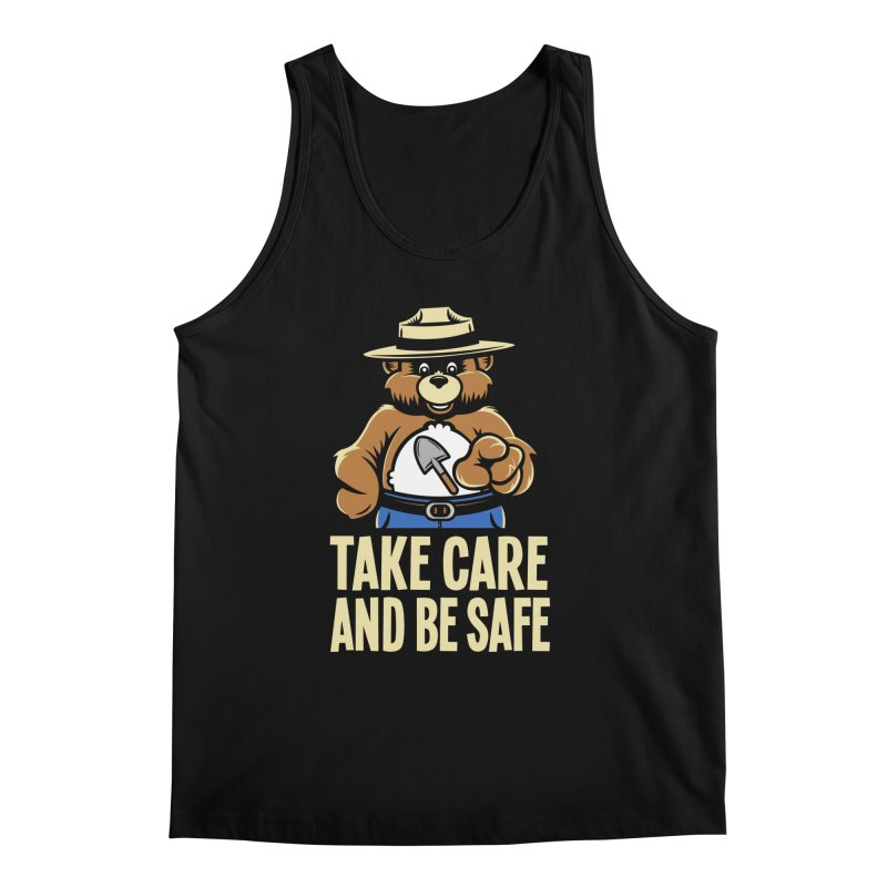 Take Care Men's Tank by Fanboy30's Artist Shop