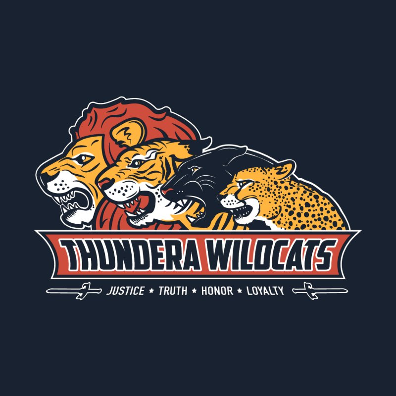 Thundera Wildcats None  by Fanboy30's Artist Shop