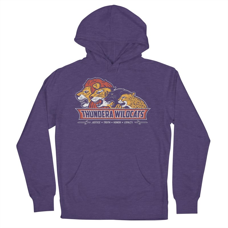 Thundera Wildcats Women's Pullover Hoody by Fanboy30's Artist Shop