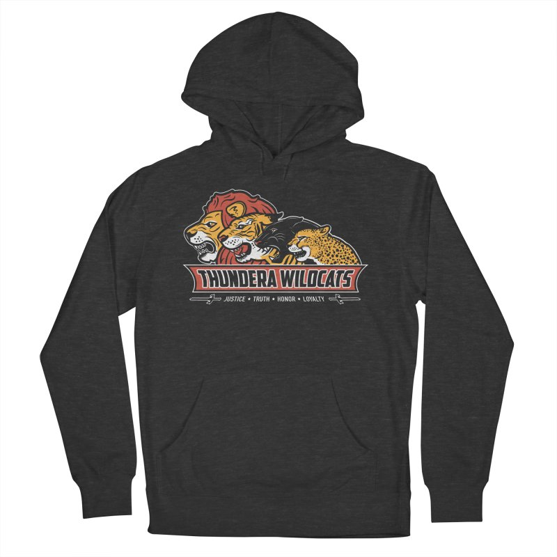 Thundera Wildcats Men's Pullover Hoody by Fanboy30's Artist Shop