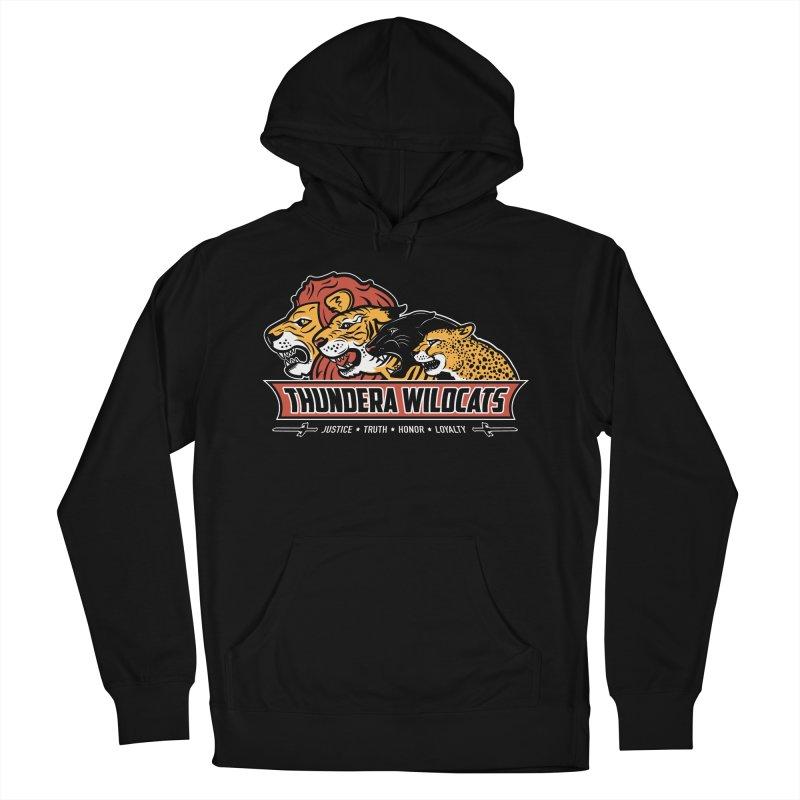 Thundera Wildcats Men's Pullover Hoody by Fanboy30's Artist Shop