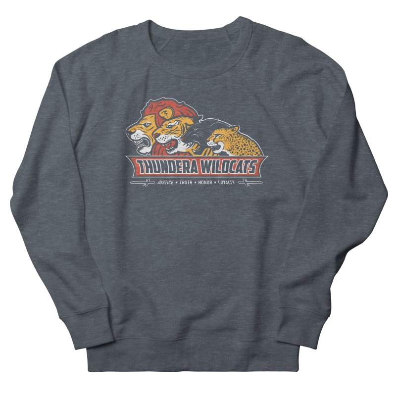 Thundera Wildcats Women's Sweatshirt by Fanboy30's Artist Shop