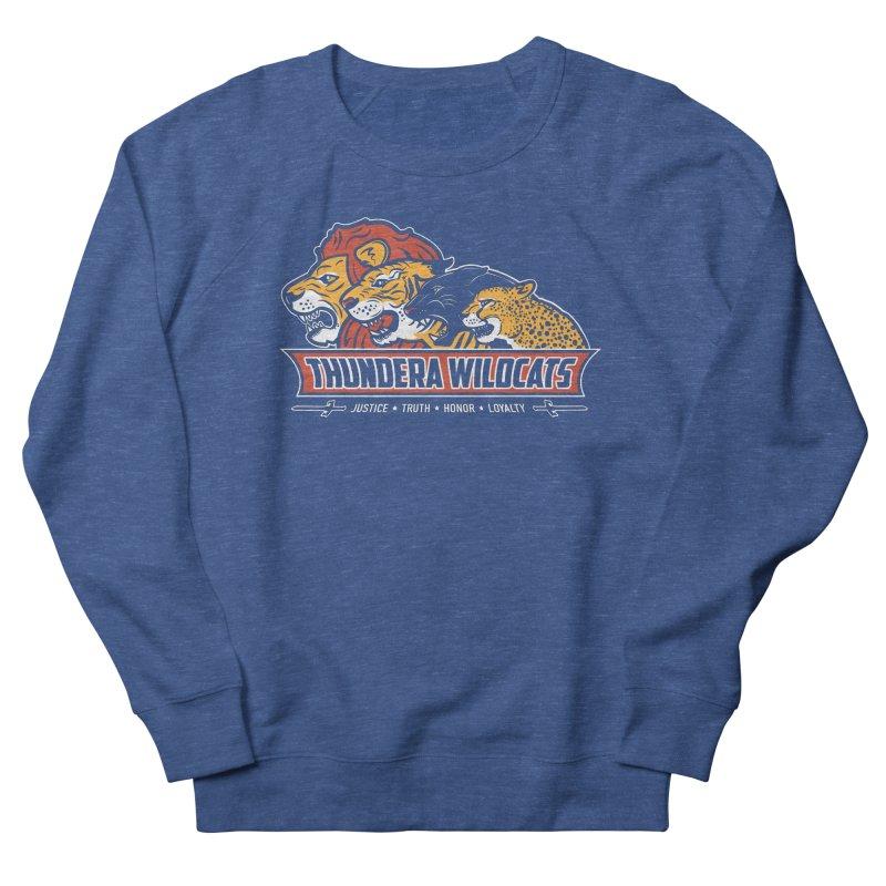 Thundera Wildcats Men's Sweatshirt by Fanboy30's Artist Shop
