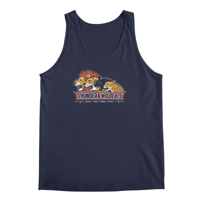 Thundera Wildcats Men's Tank by Fanboy30's Artist Shop