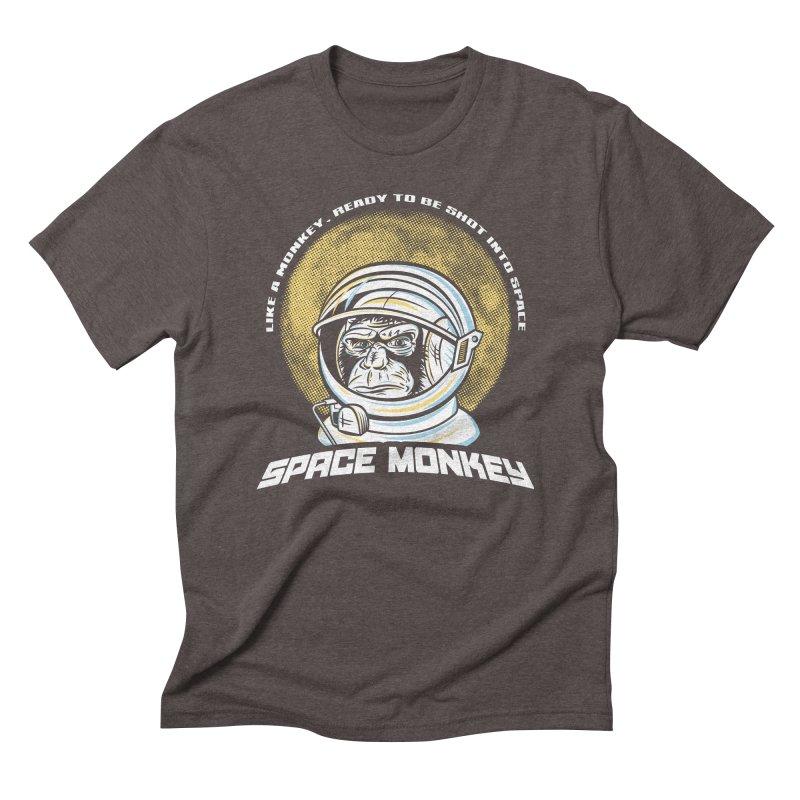 Space Monkey   by Fanboy30's Artist Shop