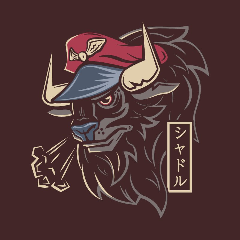 Master Bison by Fanboy30's Artist Shop