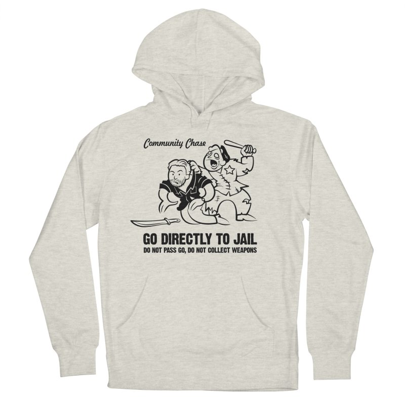 Community Chase Men's Pullover Hoody by Fanboy30's Artist Shop