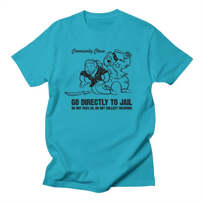 Community Chase Men's T-Shirt by Fanboy30's Artist Shop