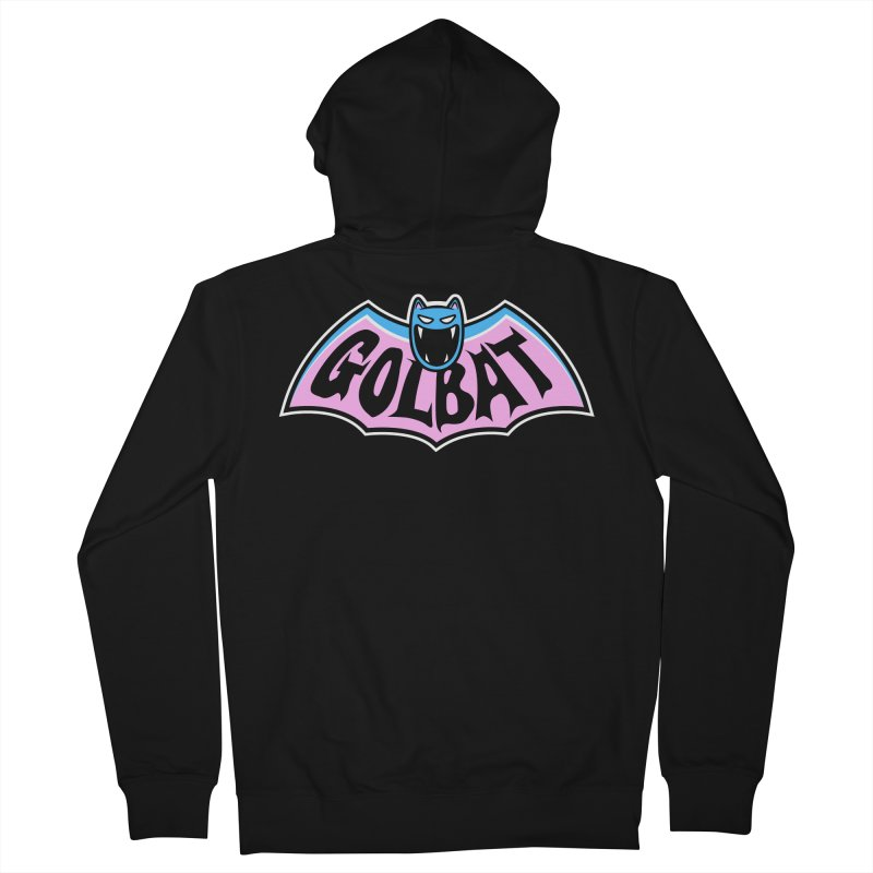 Focus Your Inner Bat Women's Zip-Up Hoody by Fanboy30's Artist Shop
