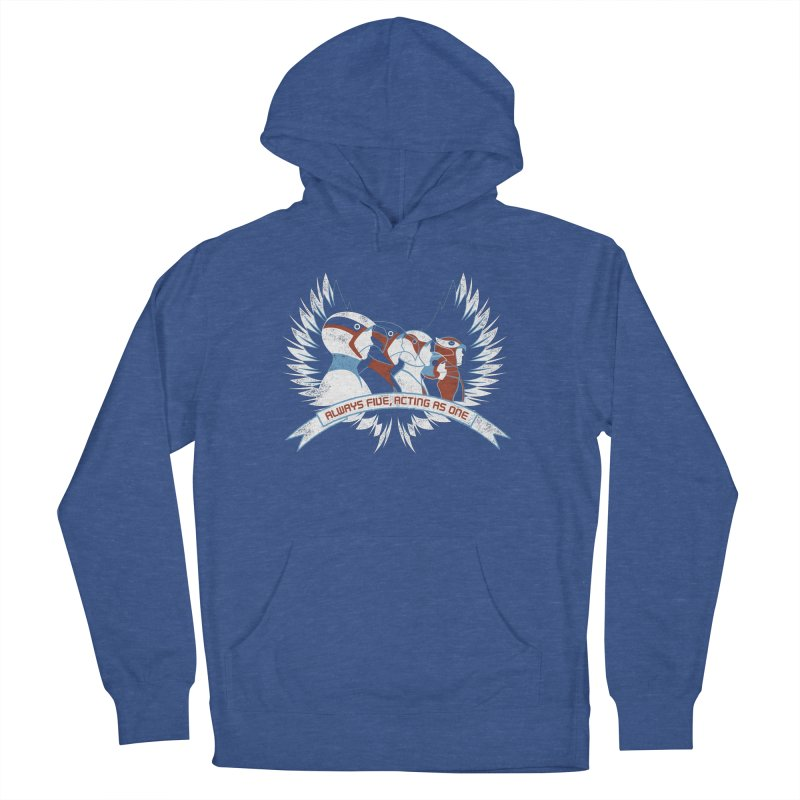 Always Five Acting As One Men's Pullover Hoody by Fanboy30's Artist Shop