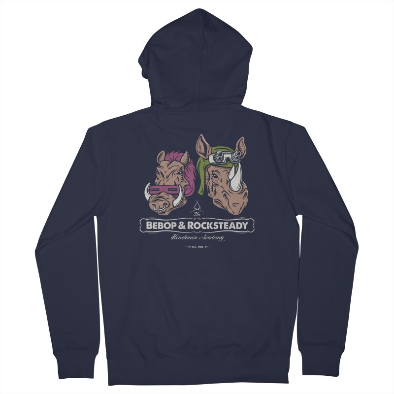 The Henchmen Academy  Men's Zip-Up Hoody by Fanboy30's Artist Shop