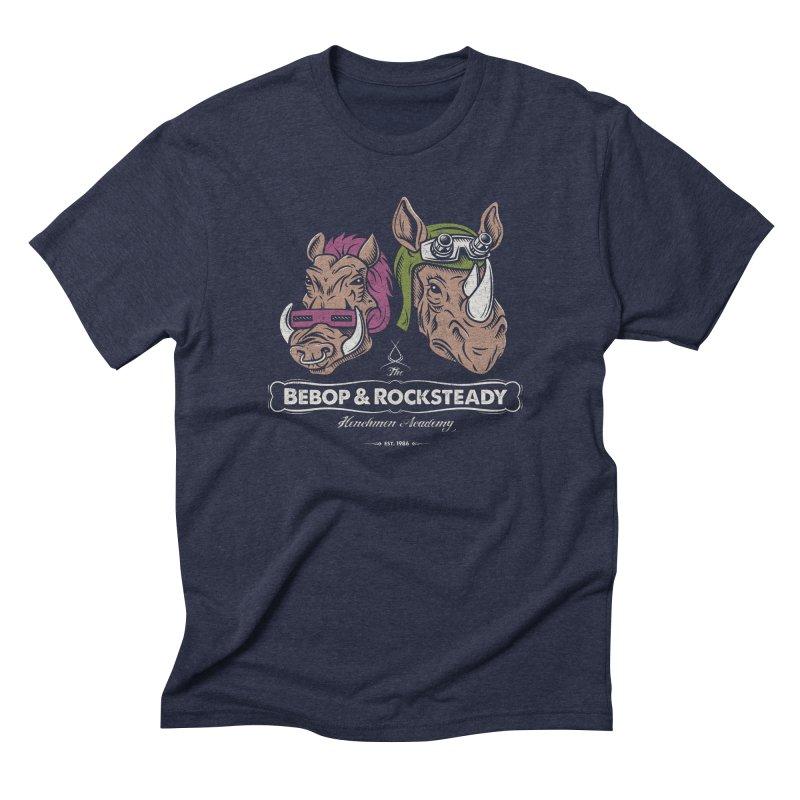 The Henchmen Academy  Men's Triblend T-Shirt by Fanboy30's Artist Shop