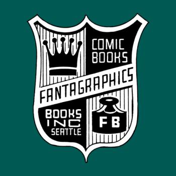 Fantagraphics Logo
