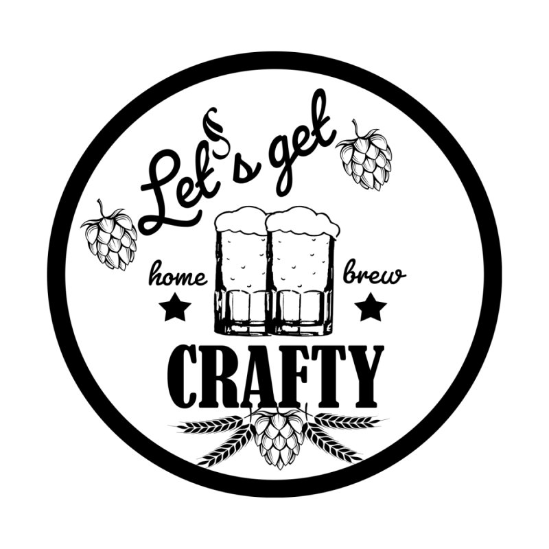 Let's Get Crafty Craft Beer Men's Longsleeve T-Shirt by All Fashioned by Nature Artist Shop