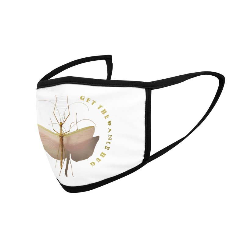 Dance Bug Accessories Face Mask by All Fashioned by Nature Artist Shop