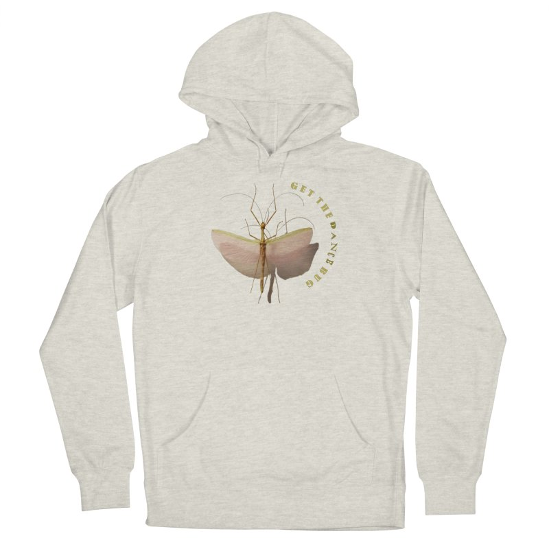 Dance Bug Women's Pullover Hoody by All Fashioned by Nature Artist Shop