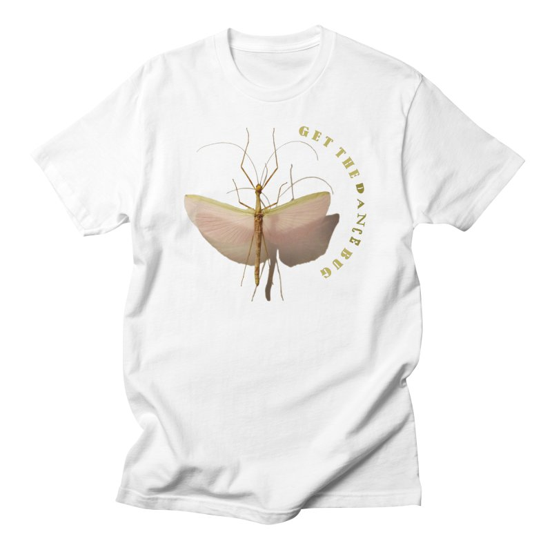 Dance Bug Women's T-Shirt by All Fashioned by Nature Artist Shop